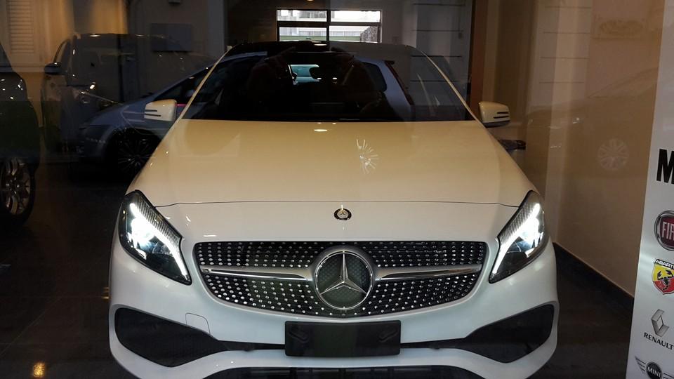 La nuova Mercedes-Benz CLASSE A