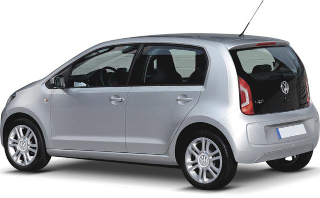 Volkswagen Up 5p Post Glem Auto