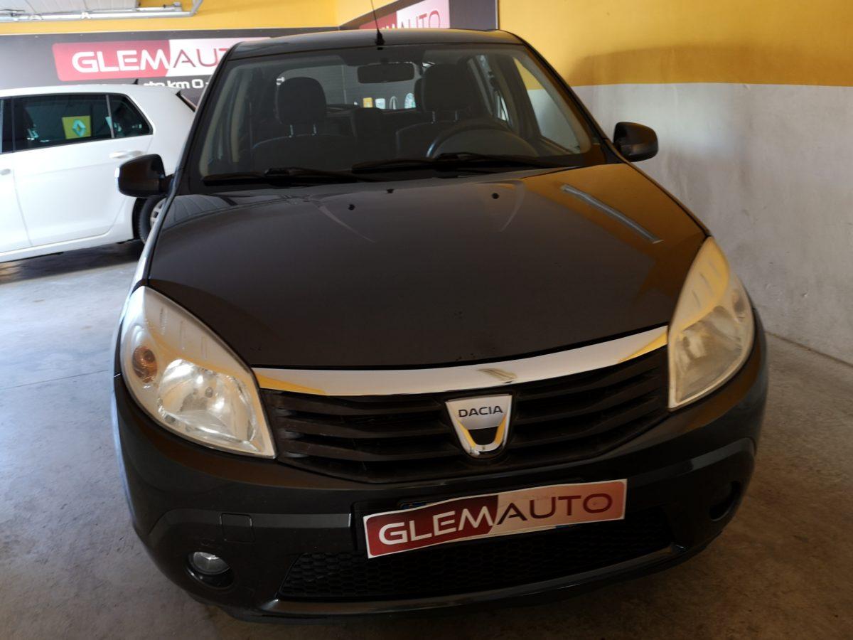 DACIA SANDERO  1400 GPL 75CV
