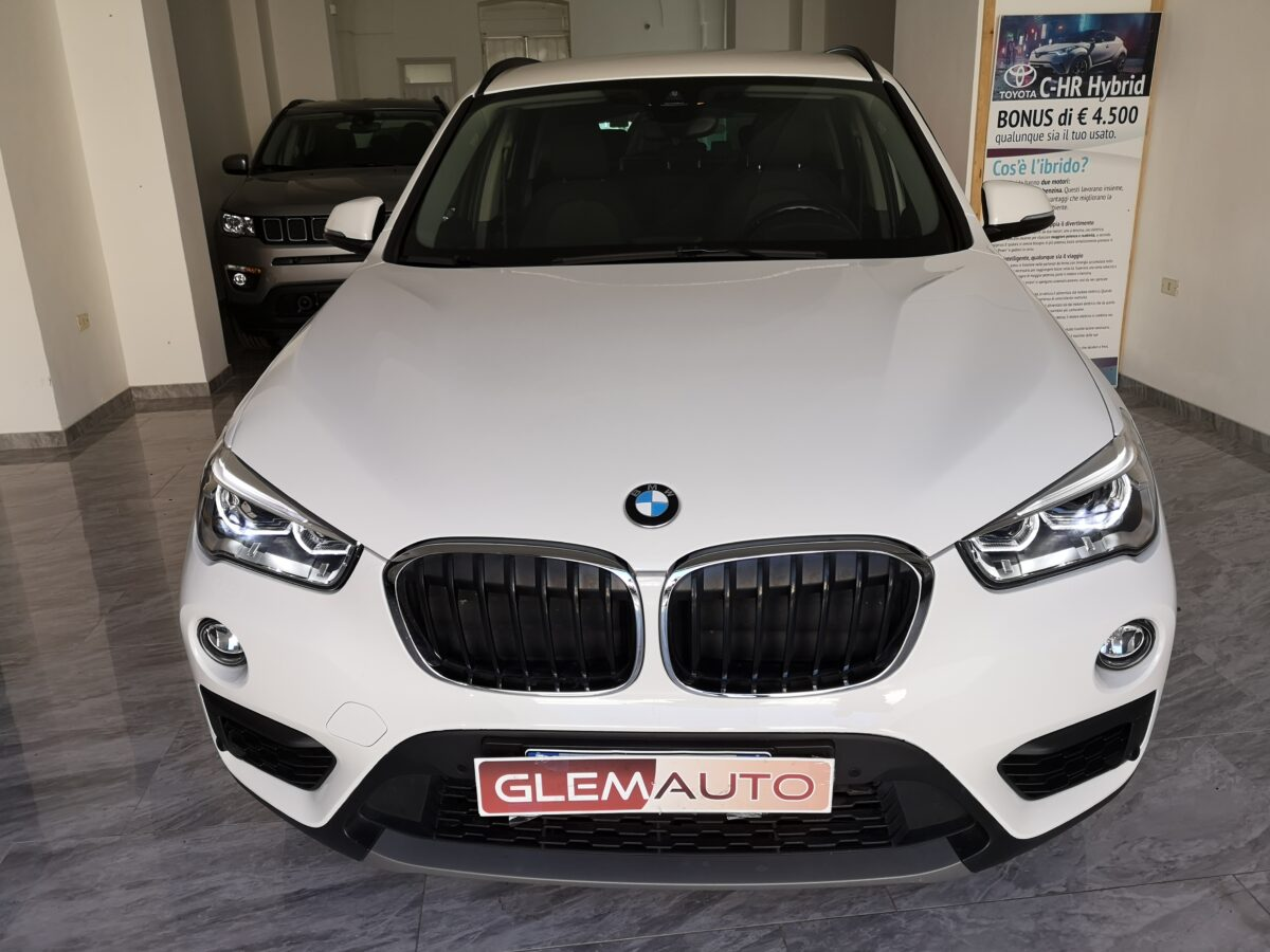BMW X1 SDRIVE 18D BUSINESS
