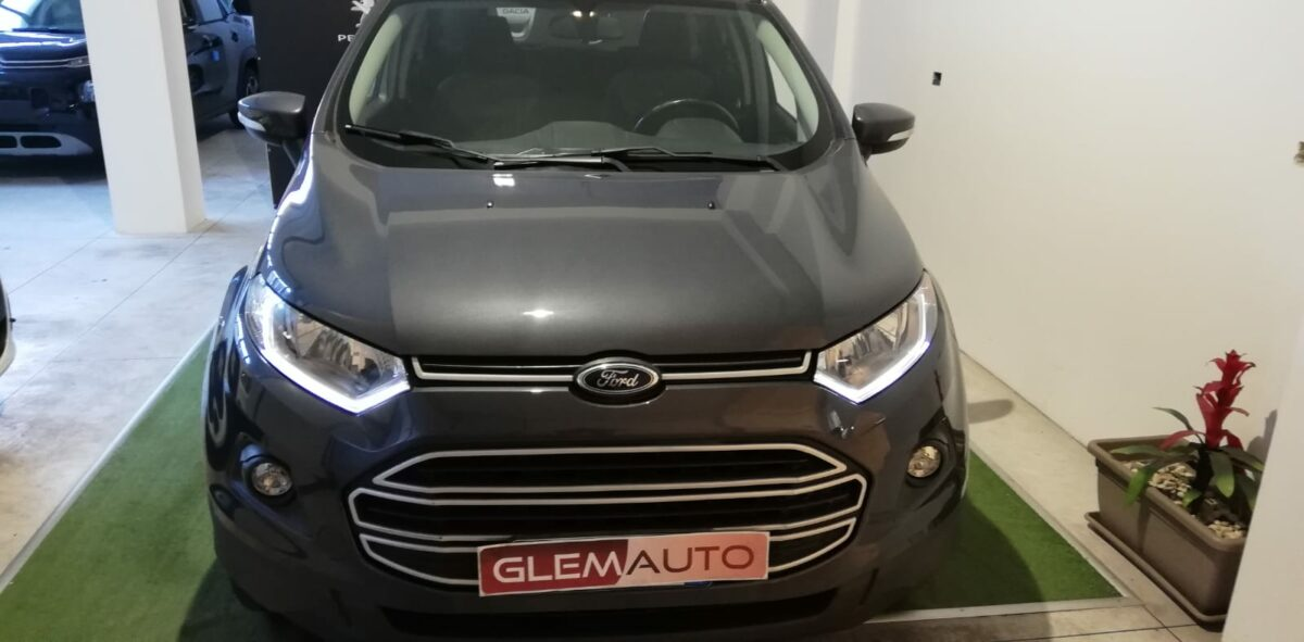 FORD ECOSPORT 1500 TDCI 95CV BUSINESS